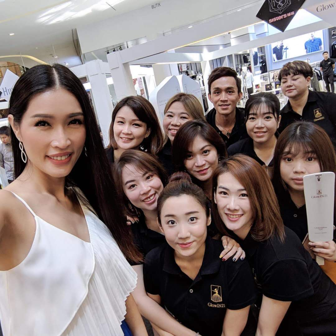 GLOWIN21 4月2019 吉隆坡FAIR