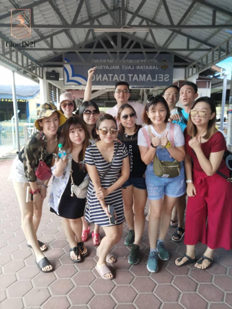 GLOWIN21 2019刁曼岛团队旅游奖励