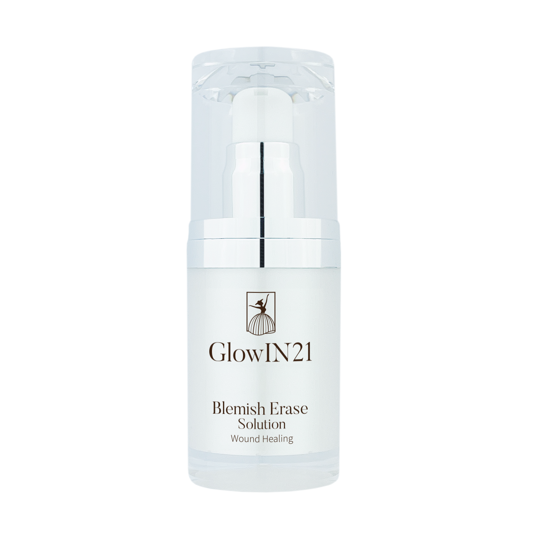 GlowIN21 Blemish Erase Solution